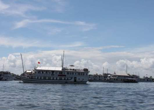 Flamingo Cruise Review- Halong Bay Cruise 2 days 1 night Views