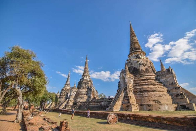 ayutthaya-10 day Itinerary Southern Thailand