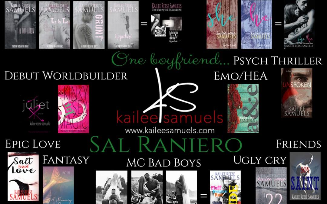 Sal's Reading List