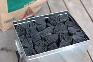 バーベキュー炭