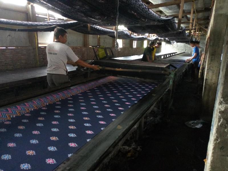 Ciri Batik dengan kualitas bagus