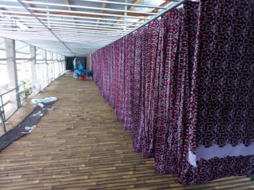 Produksi kain batik