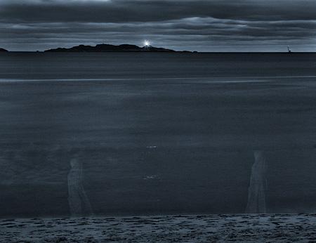 Spøkelser går på Sjøsanden
