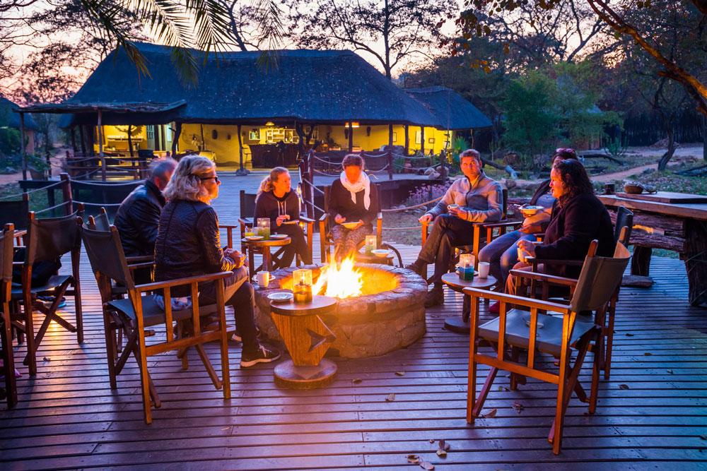 Kaingu Safari Lodge Boma