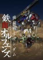 Mobile Suit Gundam: Iron-Blooded Orphans 2nd Season BD