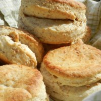 Techniques for Tall, Flakey Biscuits, and Gravy too