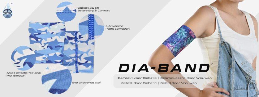 Dia-band beschermt je sensor