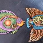 POTTERY 'FISH'