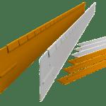 EDGING - FLEXILINE 150MM WEATHERED