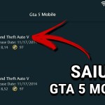 GTA 5 Mobile 100% OFICIAL Para ANDROID (Emulador De PS4/xbox One)