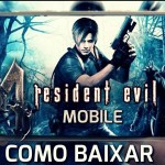 RESIDENT EVIL 4 Do PS2 Para CELULAR – EXCLUSIVO