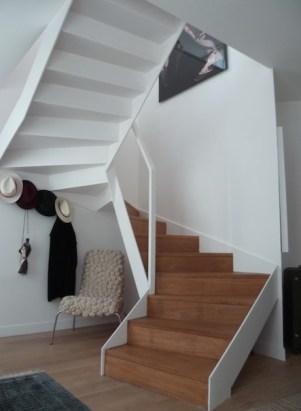 Escalier existant