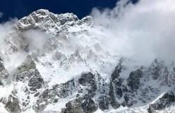 Le sommet du Nupse