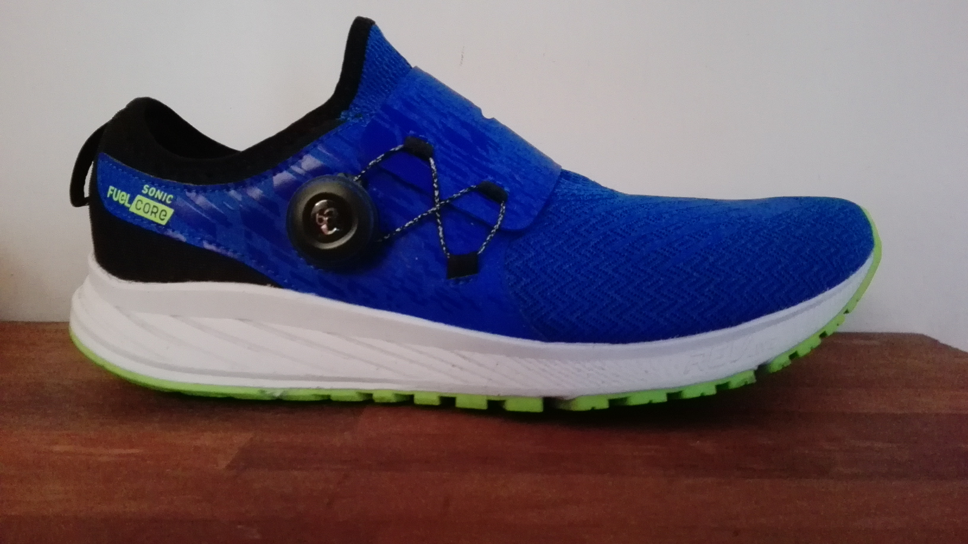 new balance sonic hommes running chaussures review
