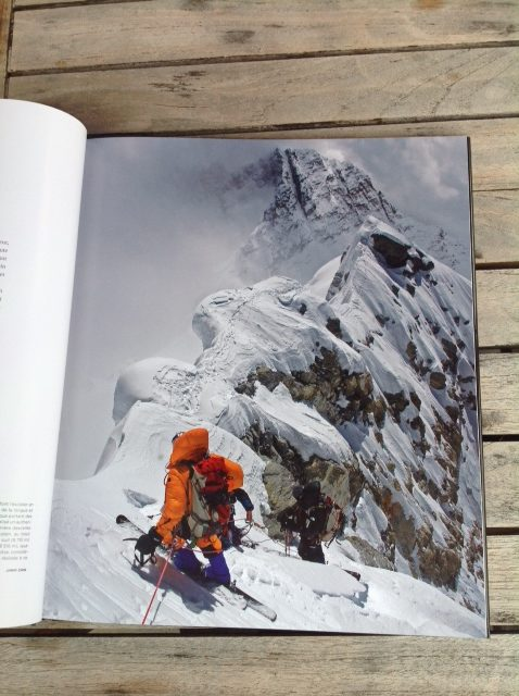 Montagne Spectaculaire de Guillaume Vallot - extraits
