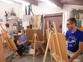 Atelier Arts Pastiques 2