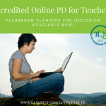 Accredited ONLINE PD