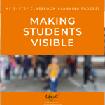 making students visible using a student centred approach