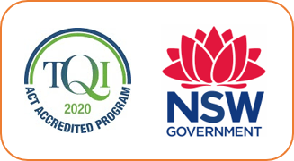 Accredited with TQI and NESA