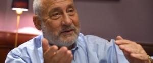 M. Joseph E. Stiglitz  Photo: http://www.lecho.be