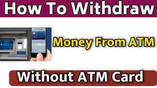 How to Cardless cash withdrawal । bina debit card paisa nikale