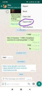 How To Recover WhatsApp Delete For Everyone Message Without Any App