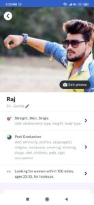 Online Dating App details in hindi, OK