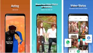 Free video call app detail in hindi, Vidstatus