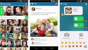 Online video chat app detail in hindi,Flurv