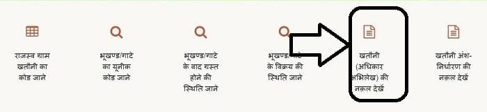 Uttar Pradesh Bhulekh Khasra Khatauni Jamabandi 2020 In Hindi