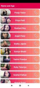 Girlfriend mobile number app