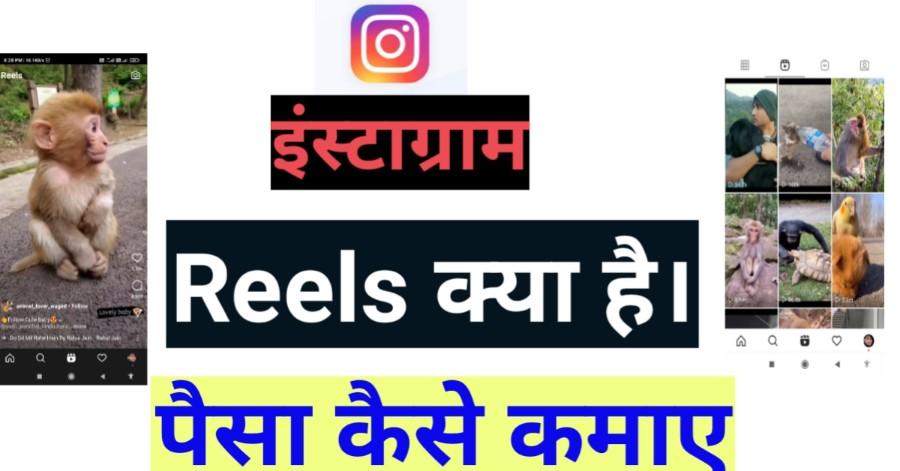 Instagram Reels se paise kaise kamaye