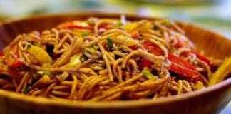 Spicy Noodles Recipe