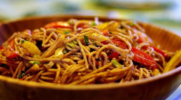 Spicy Noodles Recipe