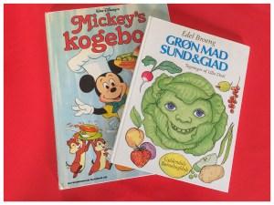 Retrokogebøger til Børn