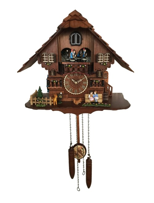 KW2625MD - A18KCKW2623MD Kaiser Chalet style Cuckoo Clock