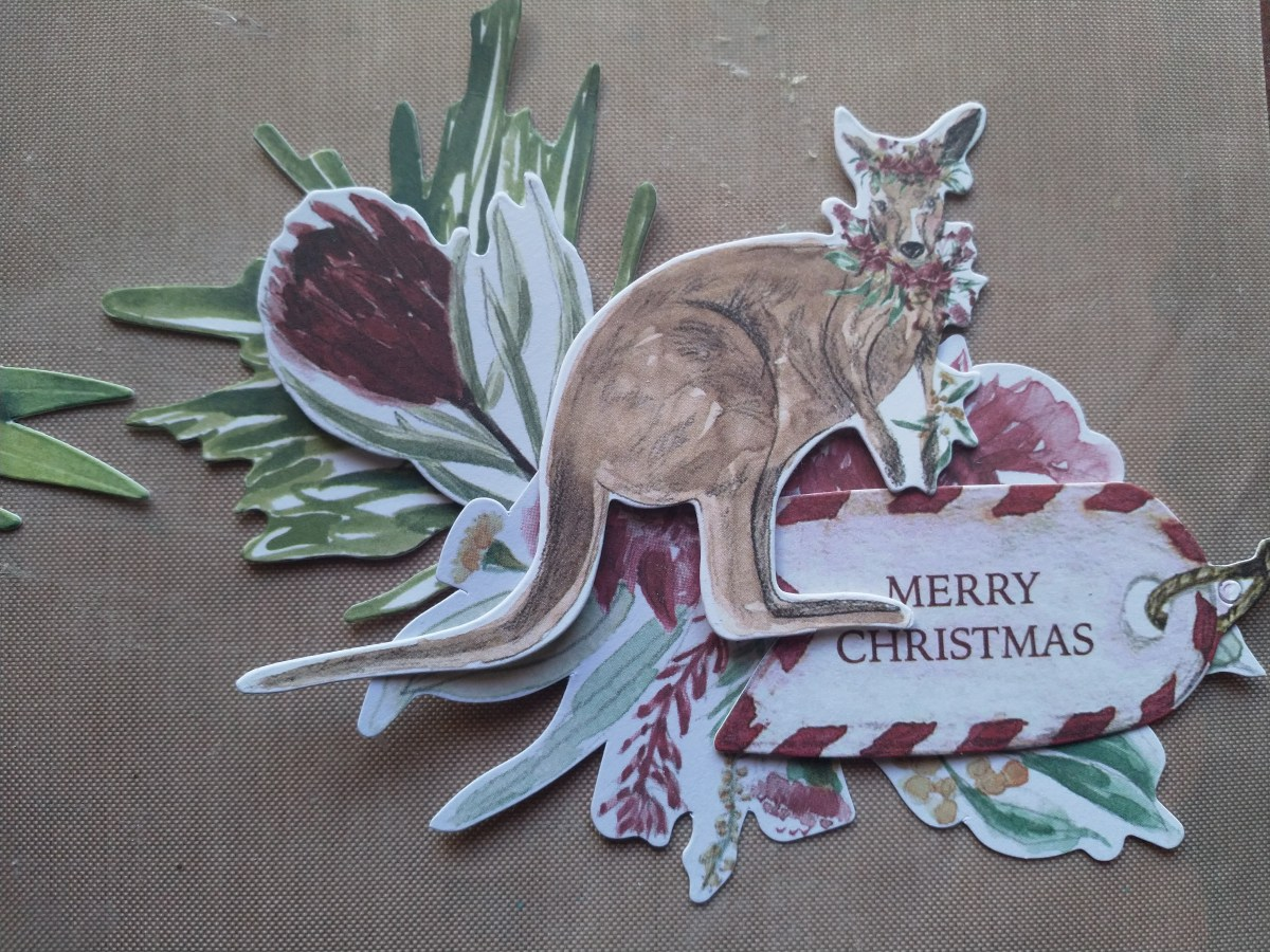 Under The Gum Leaves – Christmas Tags