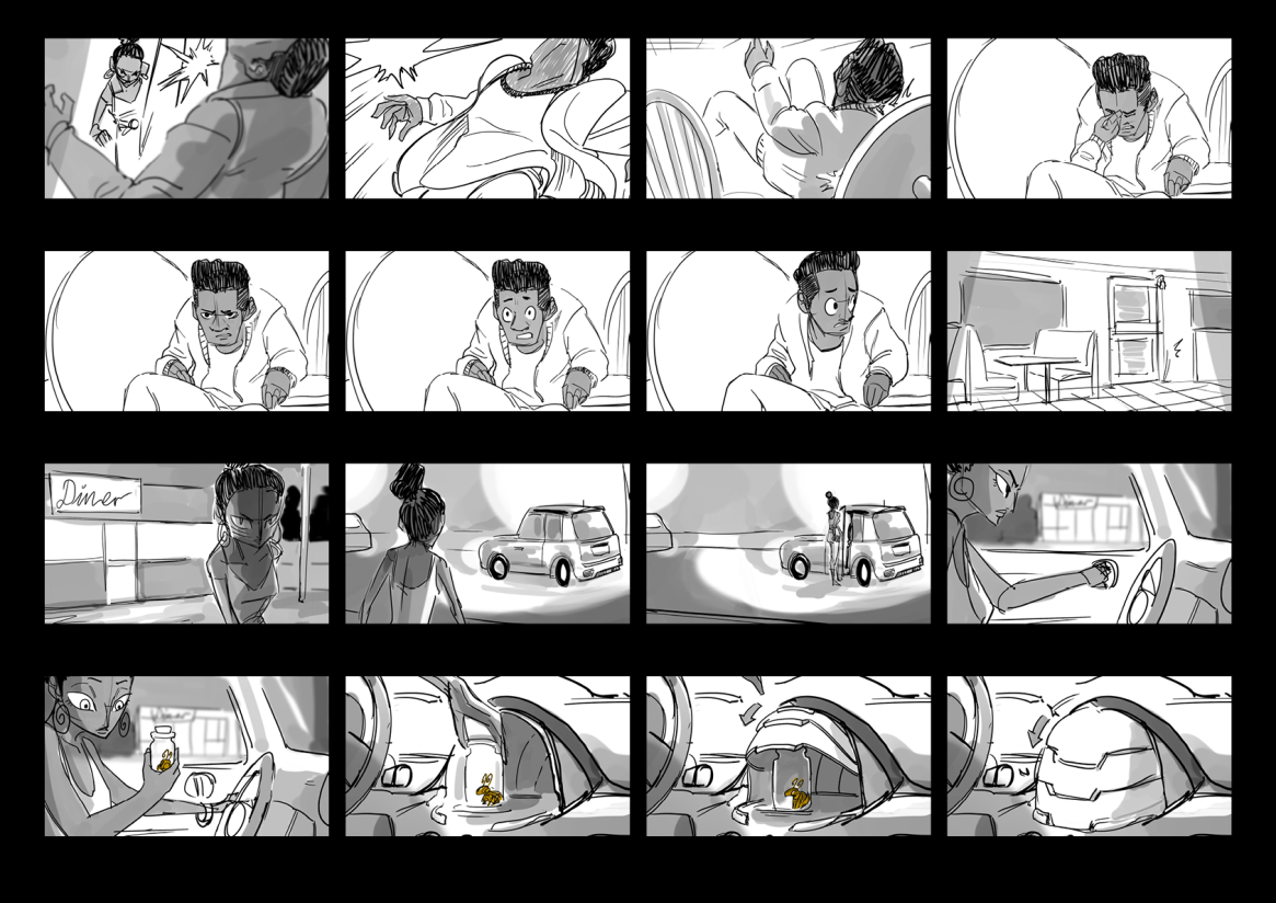 The Golden Cricket - Page 4