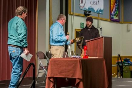 Richie Diehl - Alaska Airlines Humanitarian Award