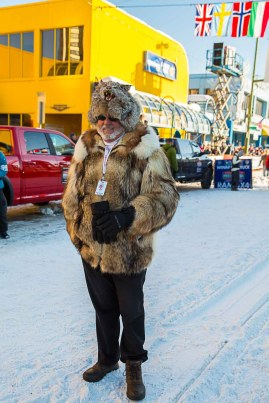 Iditarod's Most Photographed Man