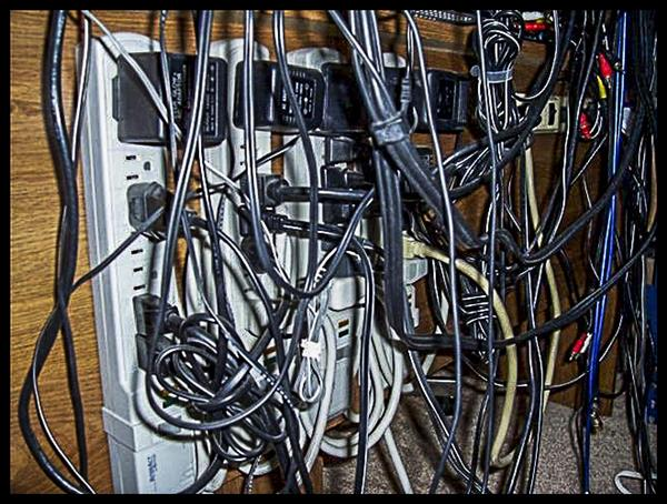 extension cords overload curcuit