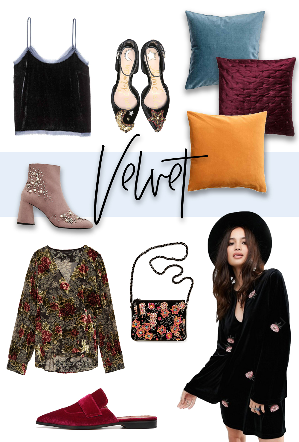 Fall Trends: Velvet | Kait Bos