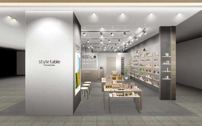 style table コレド日本橋店