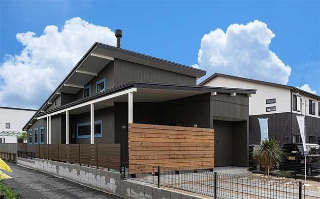 SUBLIME HOME株式会社 カリフォルニアスタイル平屋 モデルハウス