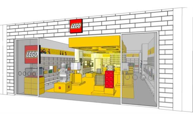 レゴ®ストア立川立飛店