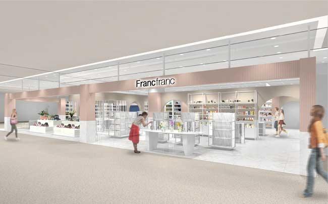 Francfranc 心斎橋パルコ店