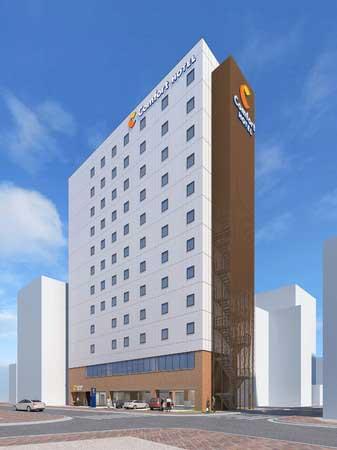 コンフォートホテル名古屋名駅南