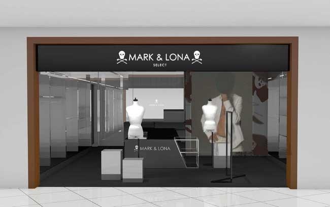 MARK & LONA SELECT 六本木ヒルズ店