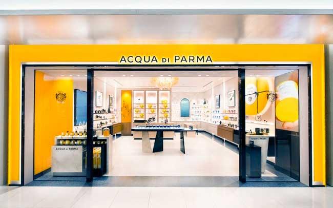 アクア ディ パルマ GINZA SIX旗艦店