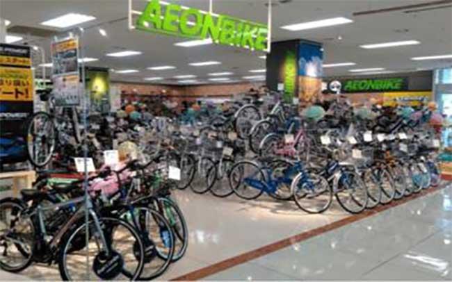 イオンバイク都城店